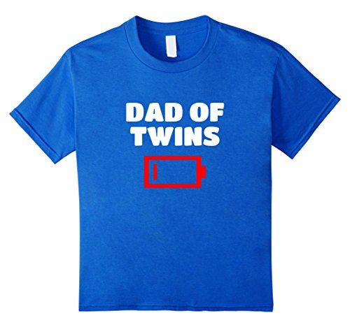 Dad Of Twins Funny Smart Quote T Shirt New Father Gift Idea